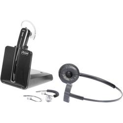 Auerswald COMfortel Telefon-Headset DECT schnurlos On Ear Schwarz