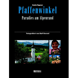 Pfaffenwinkel als Buch von Katrin Fügener