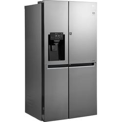 LG Side-by-Side GSJ461DIDZ, 179 cm hoch, 91,2 cm breit, Door-in-Door™, 4 Jahre Garantie + kostenlose Altgerätemitnahme