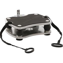 MAXXUS Vibrationsplatte Lifeplate 1.0, (Set, 3 tlg., mit Trainingsbändern, mit Trainingsplan)