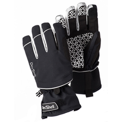 Dexshell wasserdichter Handschuh Ultra Therm Outdoor Gloves Schwarz