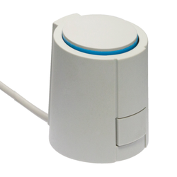 Homematic IP Stellantrieb, 24 V, für Fußbodenheizung, NC