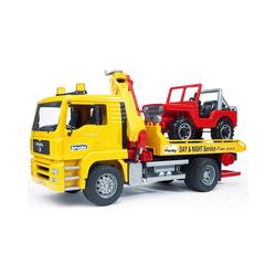 Bruder® Spielzeug-Auto BRUDER 02750 MAN TGA Abschleppwagen