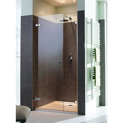 Sprinz BS-Dusche 75 Duschtür mit Festteil für Nische