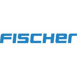 Fischer Fahrrad 85584 Minipumpe Aluminium, Schwarz