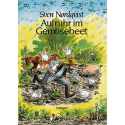 Oetinger Verlag P&F Aufruhr im Gemüsebeet