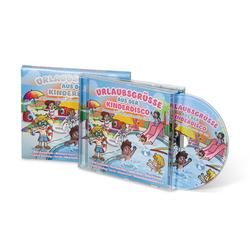 CD »Urlaubsgrüße aus der Kinderdisco«