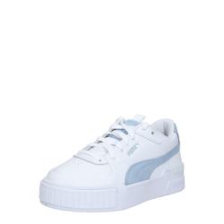 PUMA Damen Sneaker 'Cali' weiß / hellblau