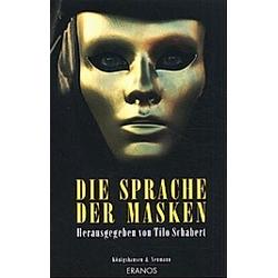 Die Sprache der Masken - Buch
