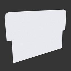 update displays Topschild für Plakatständer