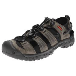 Keen TARGHEE III SANDAL Grey Black Herren Outdoor-Sandalen Grau, Grösse: 47 EU
