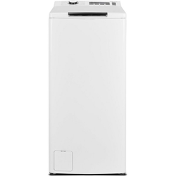 Midea Waschmaschine Toplader Serie 5 TW 5.72i diN, 7,5 kg, 1200 U/min, Soft Opener, XL Door, Trommelreinigung, AquaStop, Mein Programm