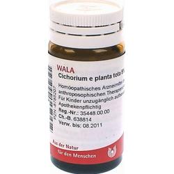 CICHORIUM E planta tota 5% Globuli