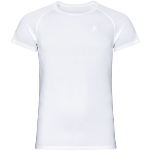 odlo Active F-Dry Light Funktionsshirt white S