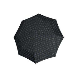 Knirps® Taschenregenschirm X1 Regenschirm schwarz