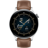 Huawei Watch 3 Classic Smartwatch 46mm Uni Braun