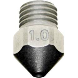 3D Solex Düse 1,00mm HardCore Passend für: Ultimaker 3 3DSolex UM3 1.0 Hardcore Nozzle