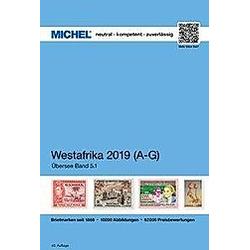 MICHEL Westafrika 2018/2019 (A-G) - Buch
