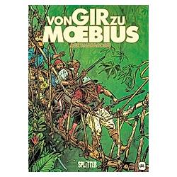 Von Gir zu Moebius. Moebius  - Buch