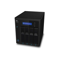 WD My Cloud EX4100 Case NAS 4-Bay Zentraler Netzwerkspeicher schwarz 24 TB