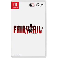 FAIRY TAIL Nintendo Switch USK: 12