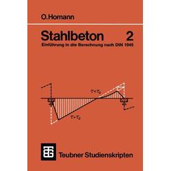 Stahlbeton als Buch von Otfried Homann