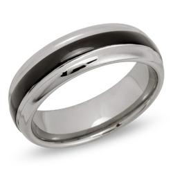 Ring Wolfram Lasergravur