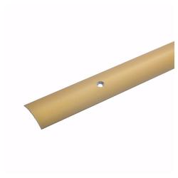 acerto® Übergangsprofil acerto® Übergangsprofil Alu 100 cm Gold