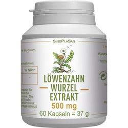 Löwenzahnwurzel-Extrakt 500 mg Mono