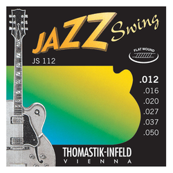 Thomastik JS112 Jazz-Saiten Satz für E-Gitarre