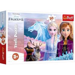 Puzzle 30 # Der Mut der Schwestern / Disney Frozen 2 18253
