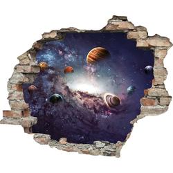 queence Wandtattoo Planeten (1 Stück)