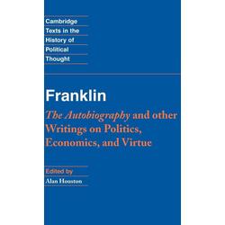 Franklin als Buch von Benjamin Franklin/ Franklin Benjamin