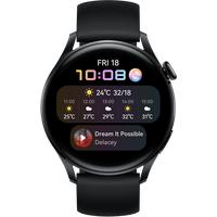Huawei Watch 3 Active Smartwatch 46mm Uni Schwarz