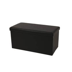 Echtwerk Echtwerk SeatBox Sitztruhe schwarz