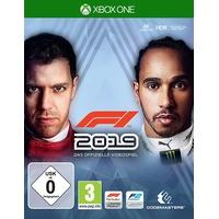 Codemasters F1 2019 Xbox One