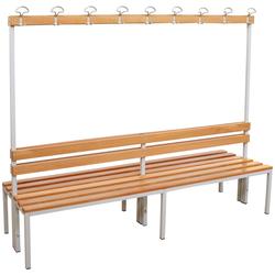 SZ METALL Sitzbank 200 cm x 170 cm x 60 cm