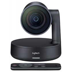 Logitech Rally Camera - Webcam - schwarz Full HD-Webcam