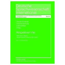 Perspektiven Vier - Buch