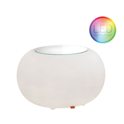 Moree Stehlampe Bubble Outdoor LED