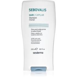 Sesderma Sebovalis beruhigendes Shampoo gegen Schuppen 200 ml
