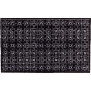 Fußmatte Miabella 1669, ASTRA, rechteckig, Höhe 7 mm, In -und Outdoor geeignet 66 cm x 110 cm x 7 mm