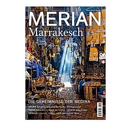 MERIAN Marrakesch 12/19 - Buch
