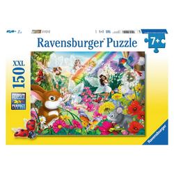Ravensburger Puzzle Schöner Feenwald, 150 Puzzleteile