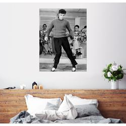 Posterlounge Wandbild, Jailhouse Rock, Elvis Presley 50 cm x 70 cm