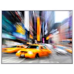 PAPERFLOW Wandbild Taxi