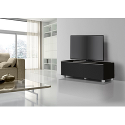 Maja Möbel TV-Board Soundboard 7736, 140 cm schwarz