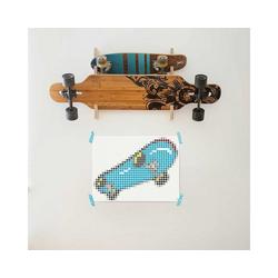 Dot On Malvorlage dot on art teen - skate, 30 x 40 cm