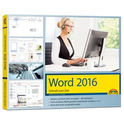 Word 2016 - Schnell zum Ziel