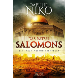 Das Rätsel Salomons als Buch von Daphne Niko